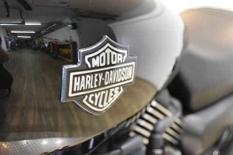 2016 Harley-Davidson Street® 750 in Wauconda, Illinois