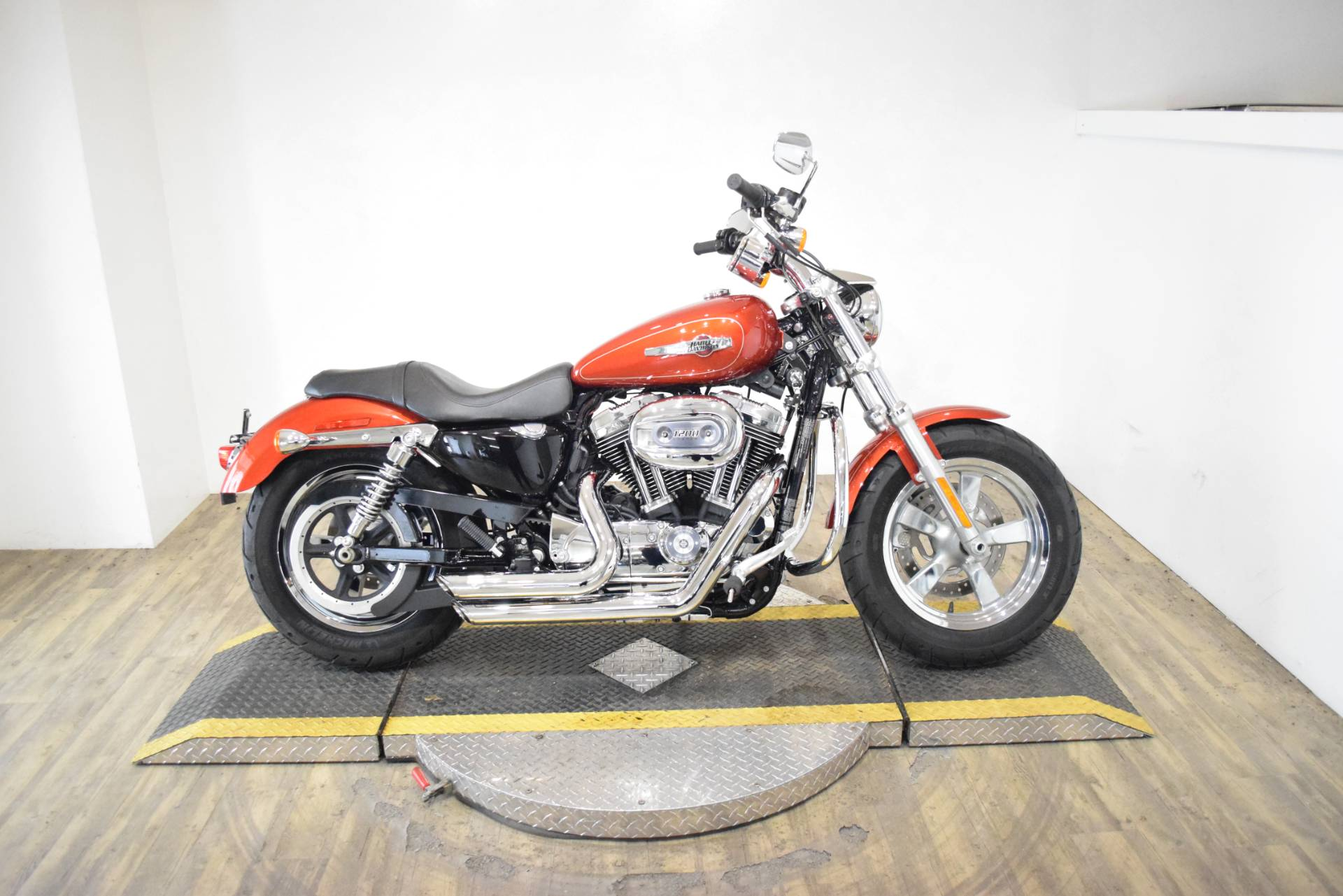 2014 Harley-Davidson XL1200 Sportster in Wauconda, Illinois - Photo 1