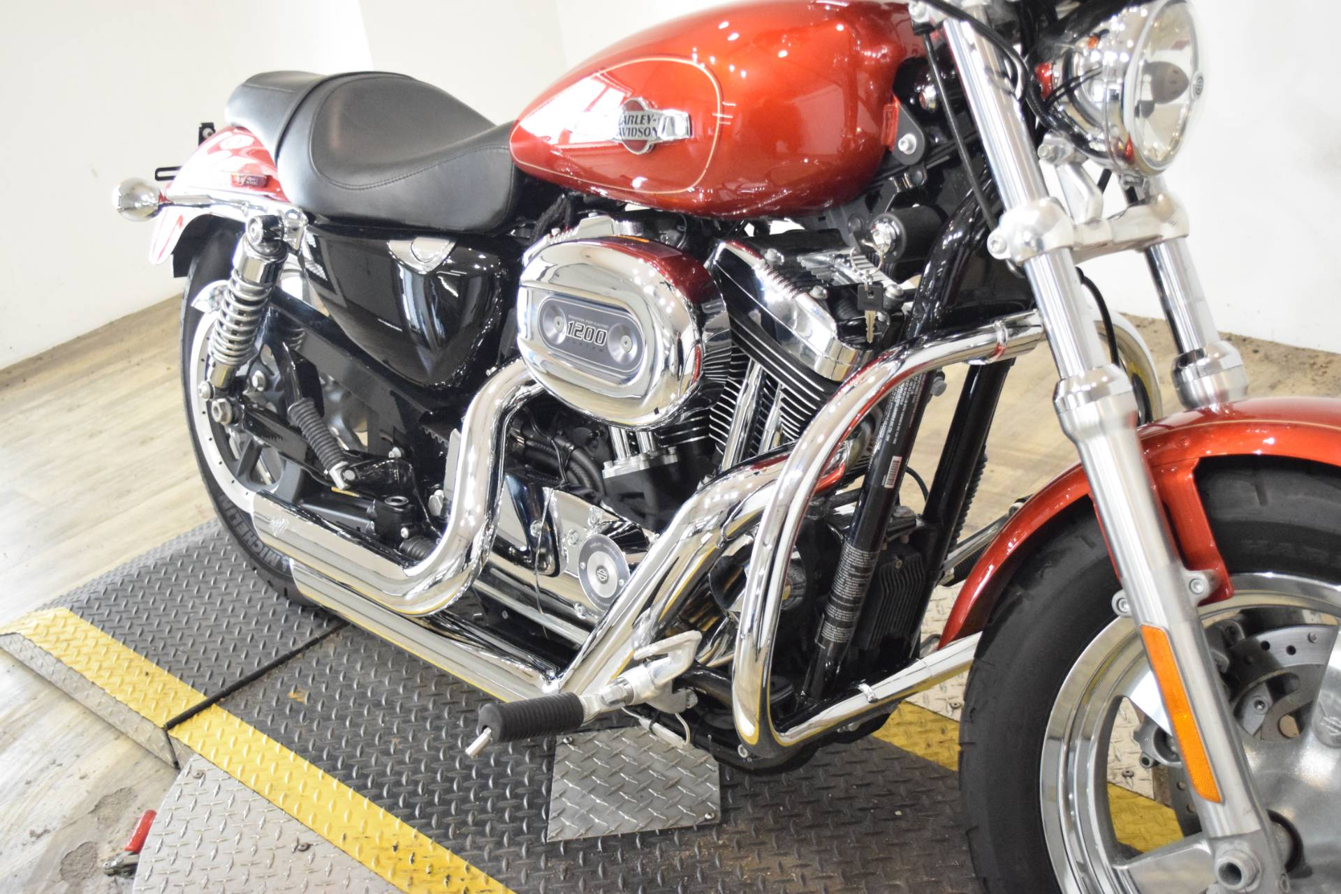2014 Harley-Davidson XL1200 Sportster in Wauconda, Illinois - Photo 4