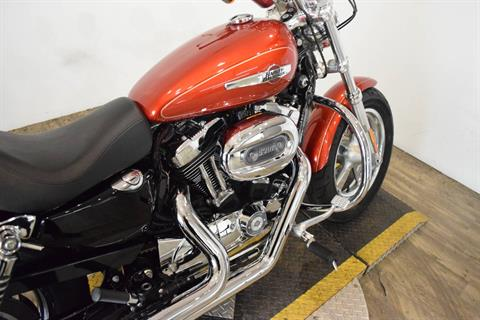 2014 Harley-Davidson XL1200 Sportster in Wauconda, Illinois - Photo 6