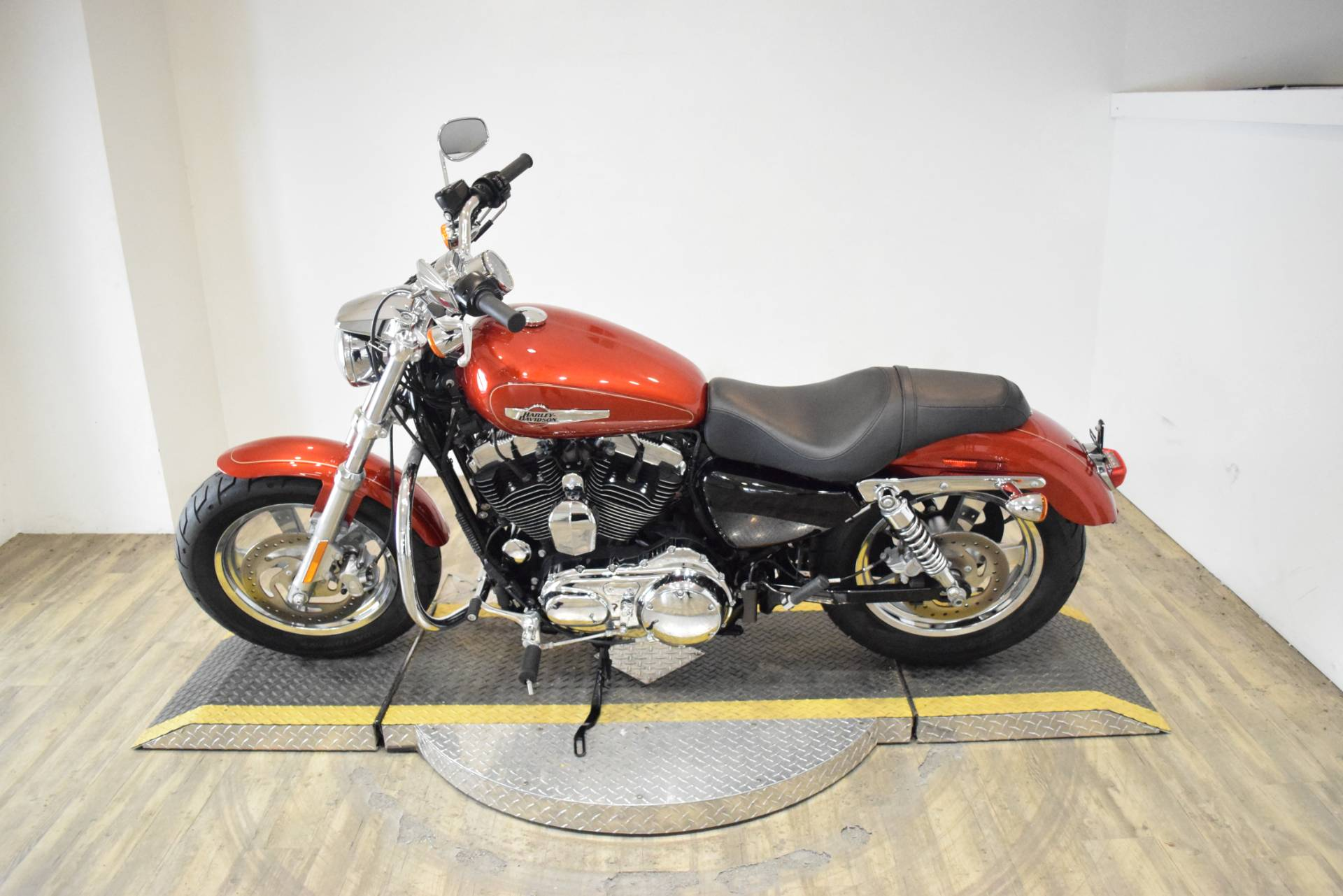 2014 Harley-Davidson XL1200 Sportster in Wauconda, Illinois - Photo 15