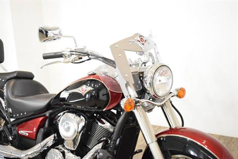 2008 Kawasaki Vulcan® 900 Classic LT in Wauconda, Illinois - Photo 3
