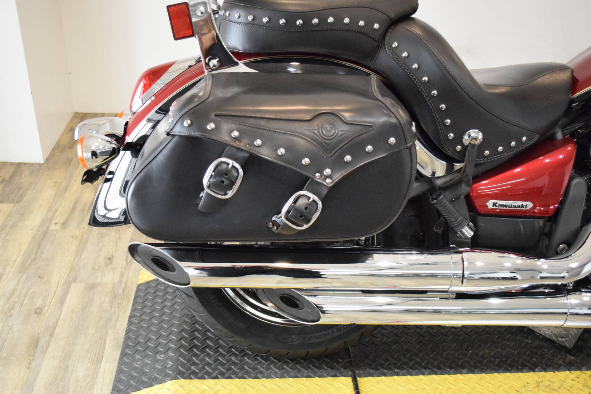 2008 Kawasaki Vulcan® 900 Classic LT in Wauconda, Illinois - Photo 8