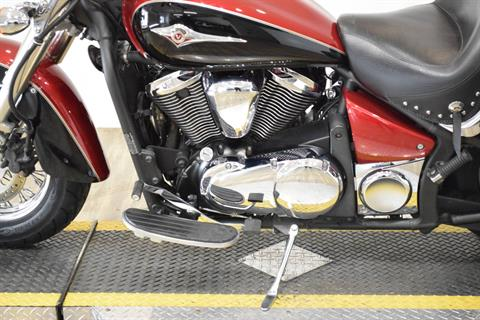 2008 Kawasaki Vulcan® 900 Classic LT in Wauconda, Illinois - Photo 19