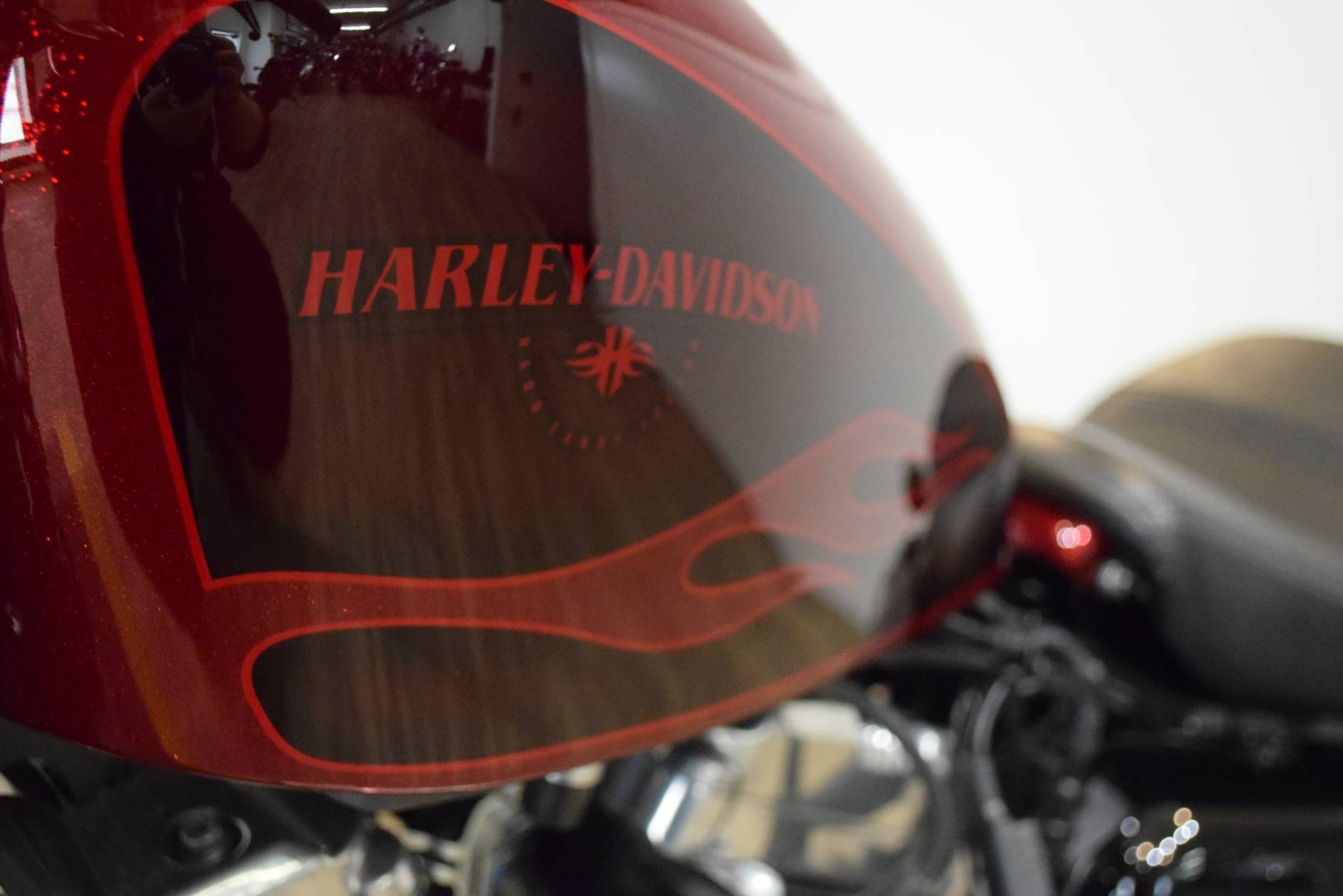 2017 Harley-Davidson Forty-Eight® in Wauconda, Illinois - Photo 20