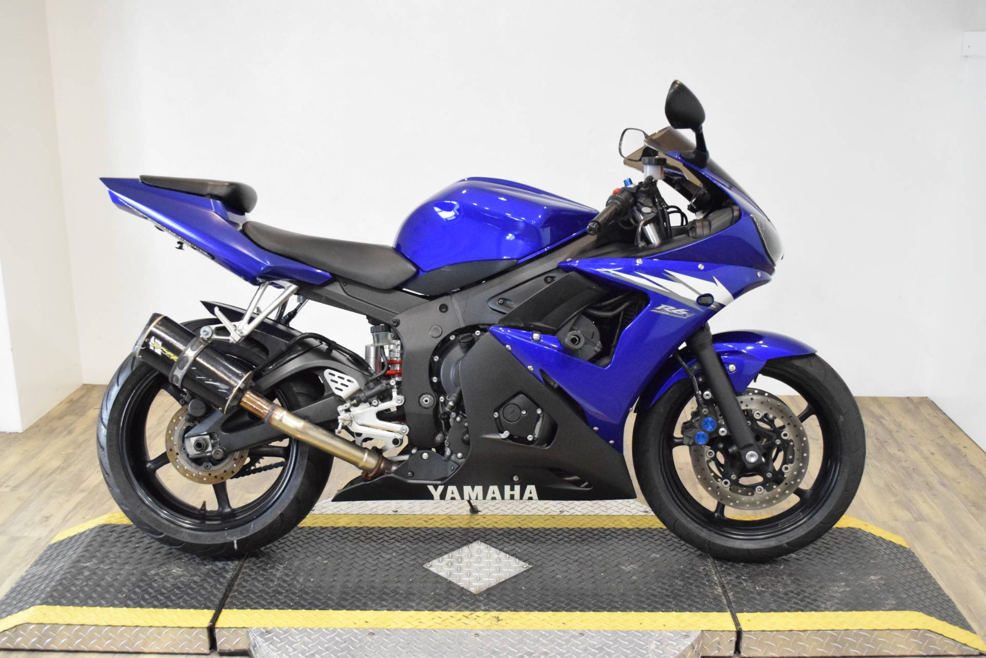 2006 Yamaha YZF-R6S for sale 108479