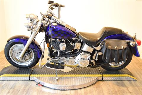1992 Harley-Davidson FLSTF Fat Boy  in Wauconda, Illinois