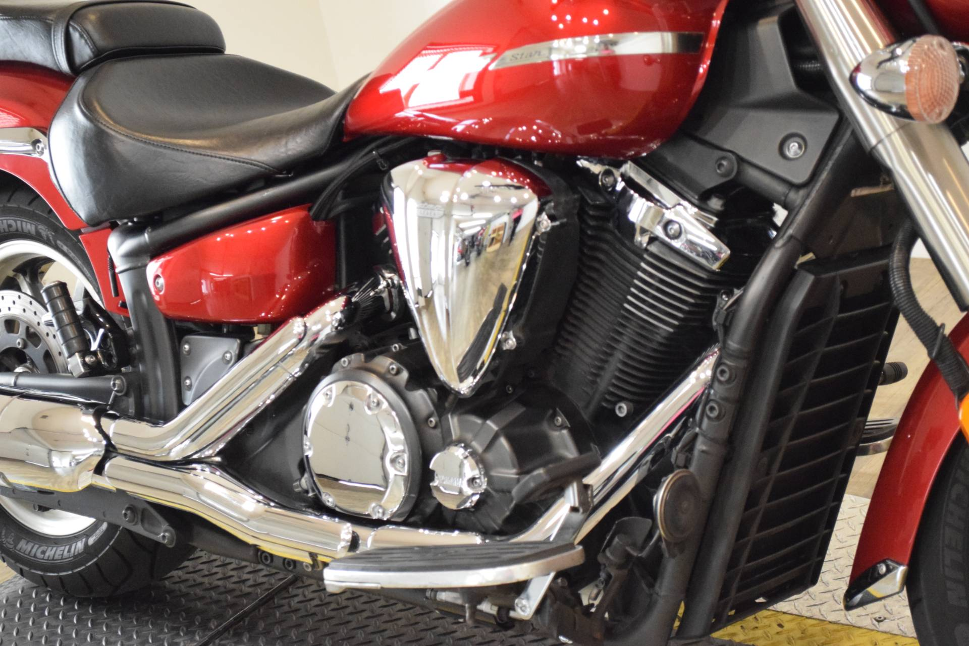 2007 Yamaha V Star® 1300 in Wauconda, Illinois - Photo 4