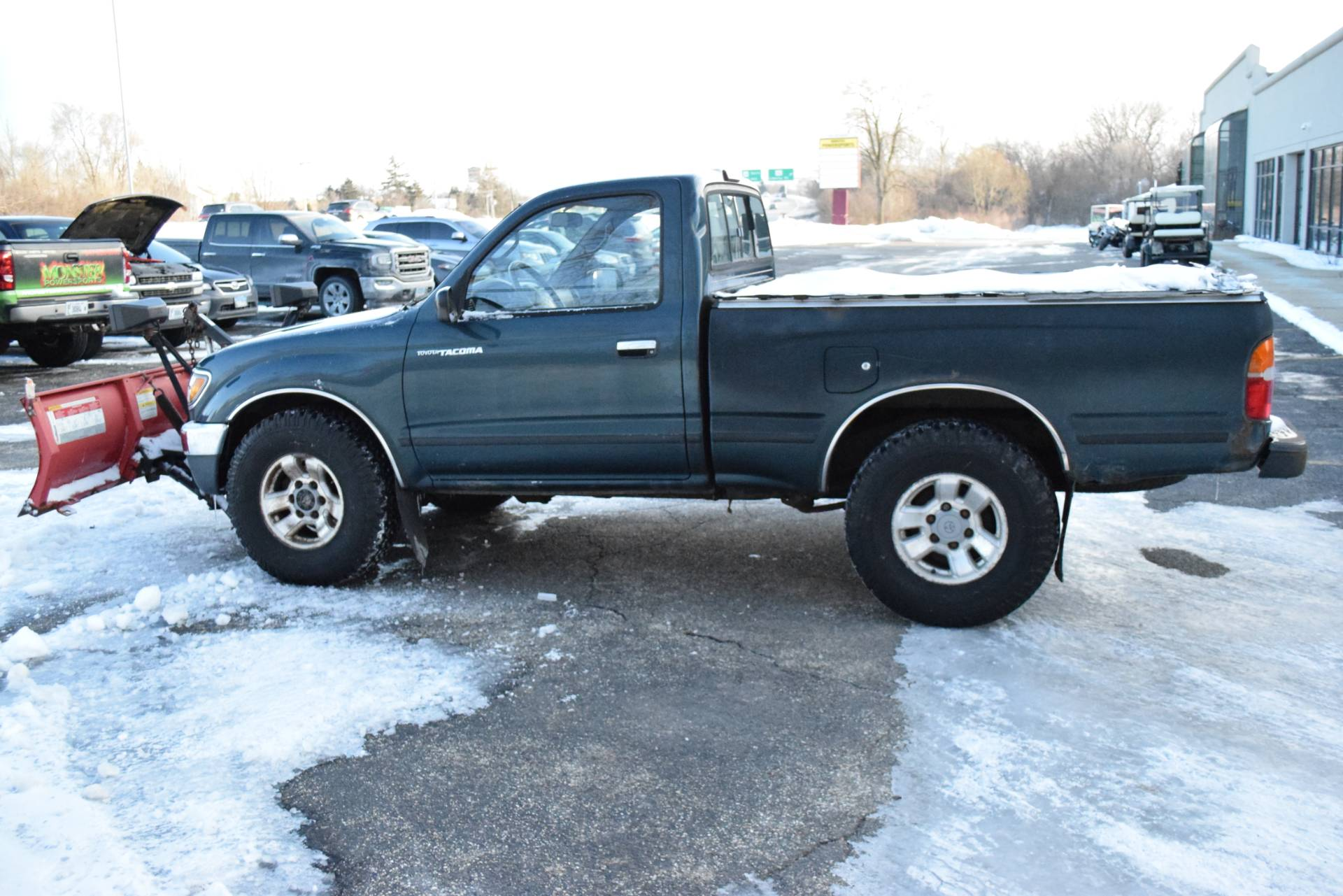 1995 Toyota TACOMA in Wauconda, Illinois - Photo 18