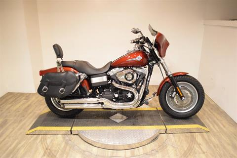 2009 Harley-Davidson Dyna® Fat Bob® in Wauconda, Illinois - Photo 1