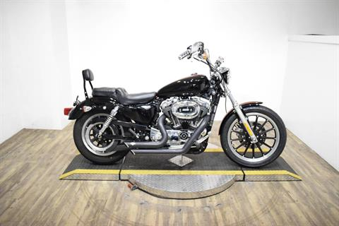 2009 Harley-Davidson Sportster® 1200 Low in Wauconda, Illinois - Photo 1