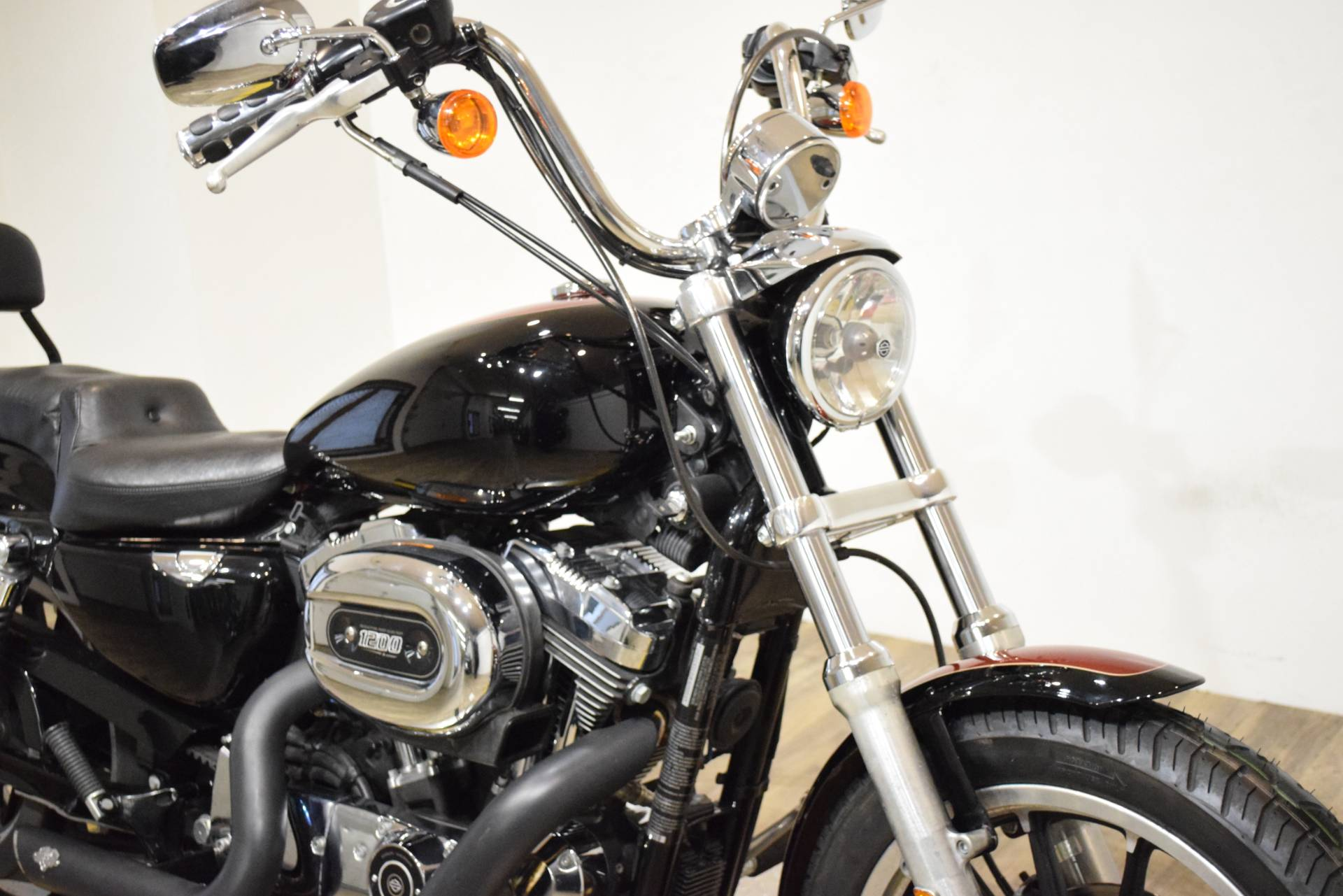 2009 Harley-Davidson Sportster® 1200 Low in Wauconda, Illinois - Photo 3