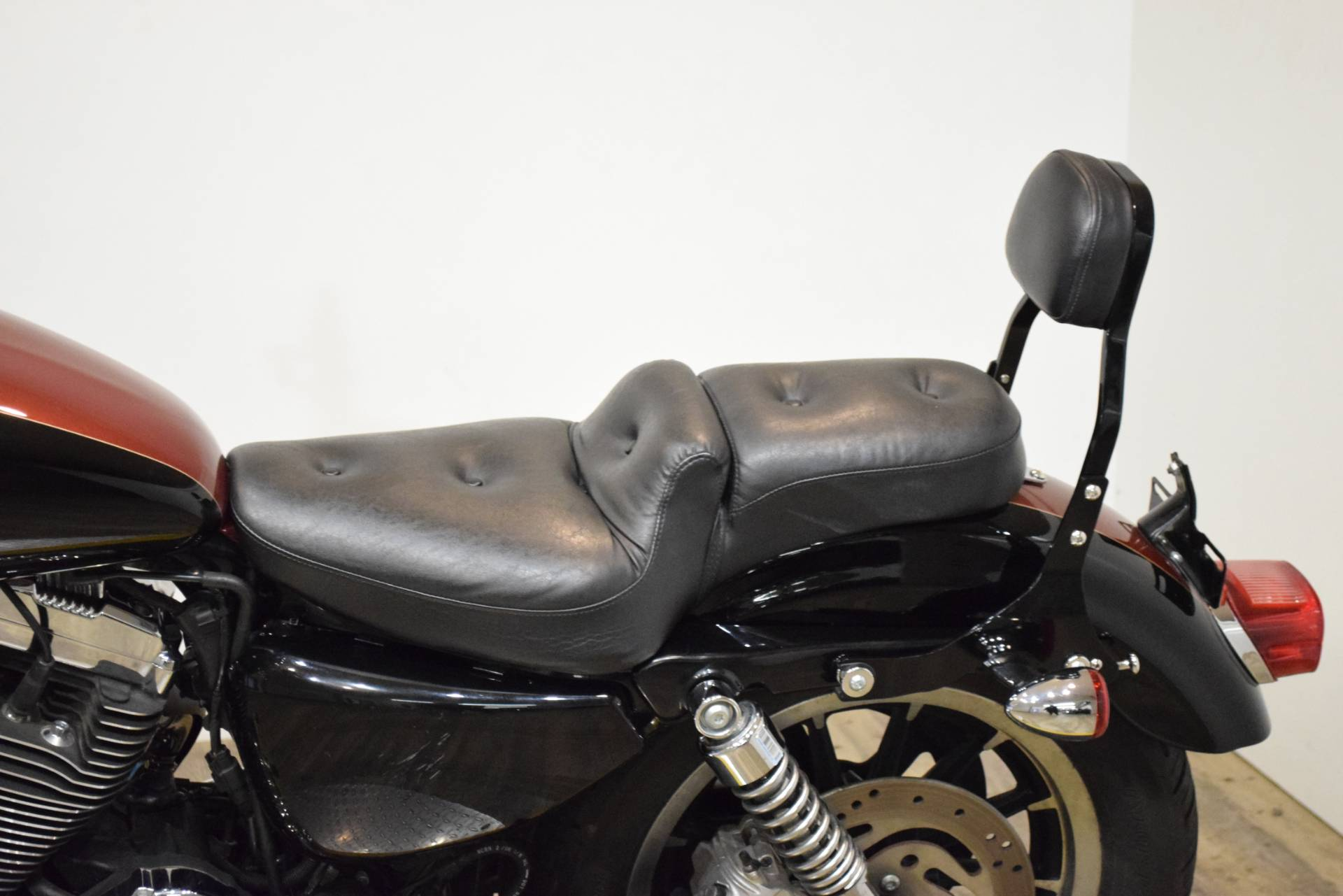 2009 Harley-Davidson Sportster® 1200 Low in Wauconda, Illinois - Photo 17