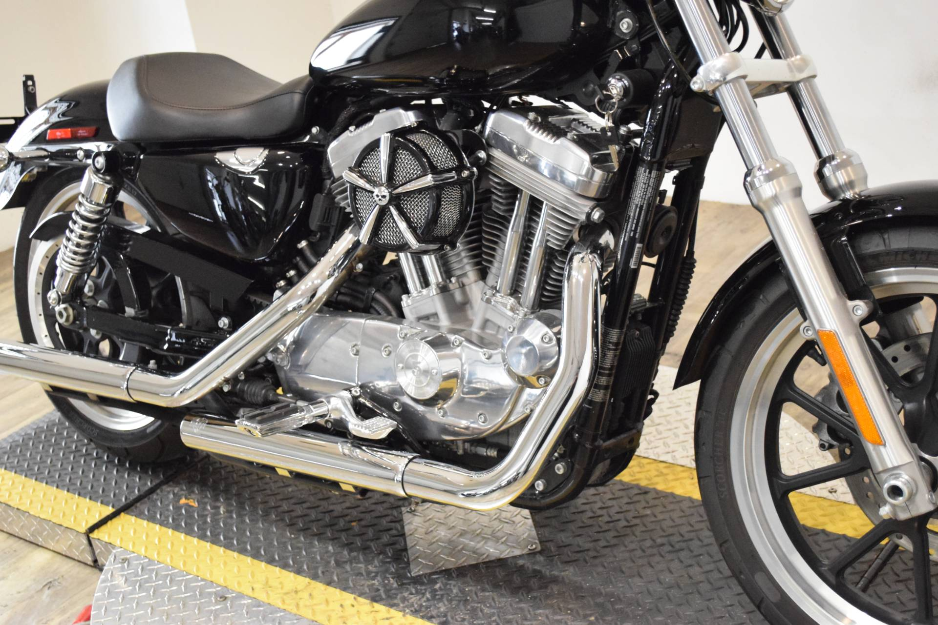 2014 Harley-Davidson Sportster® SuperLow® in Wauconda, Illinois - Photo 4