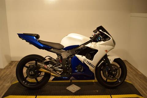 2008 Yamaha R6S in Wauconda, Illinois