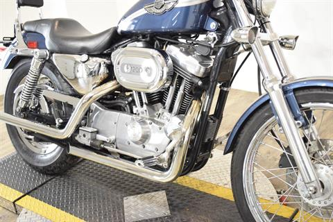 2003 Harley-Davidson XL 1200C Sportster® 1200 Custom in Wauconda, Illinois - Photo 4