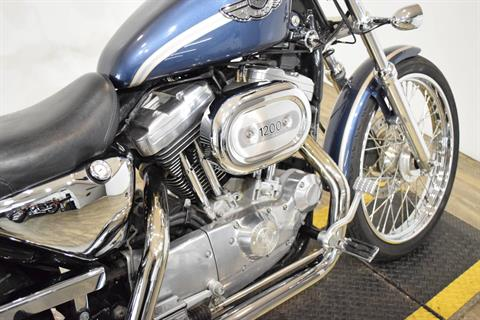 2003 Harley-Davidson XL 1200C Sportster® 1200 Custom in Wauconda, Illinois - Photo 6