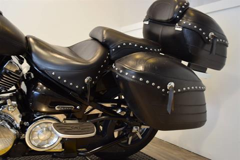 2004 Yamaha Road Star Midnight Silverado® in Wauconda, Illinois