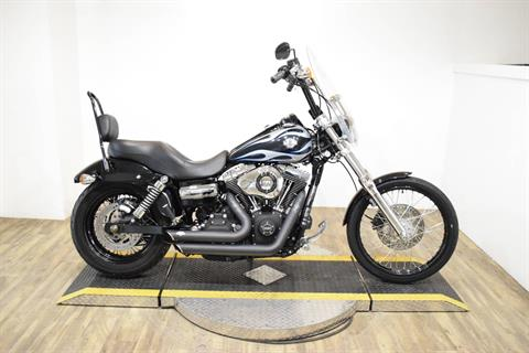 2013 Harley-Davidson Dyna® Wide Glide® in Wauconda, Illinois - Photo 1
