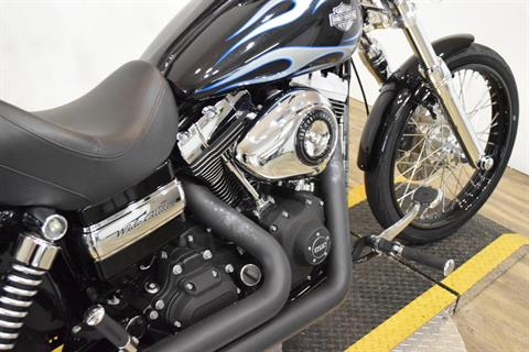2013 Harley-Davidson Dyna® Wide Glide® in Wauconda, Illinois - Photo 7