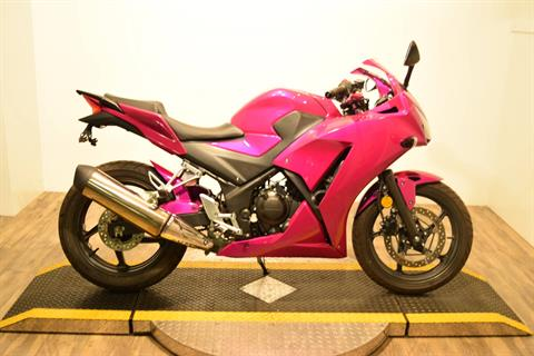 2015 Honda CBR 300 in Wauconda, Illinois