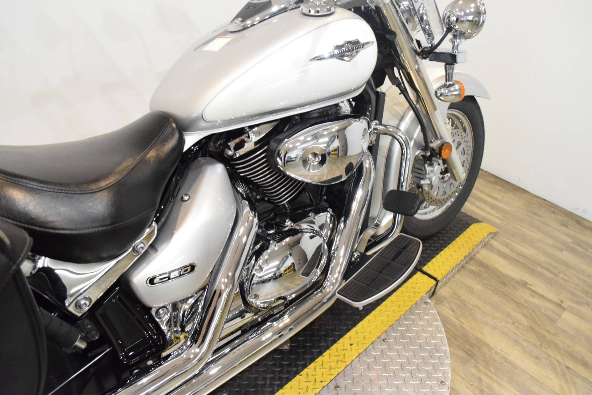 2007 Suzuki Boulevard C50 in Wauconda, Illinois