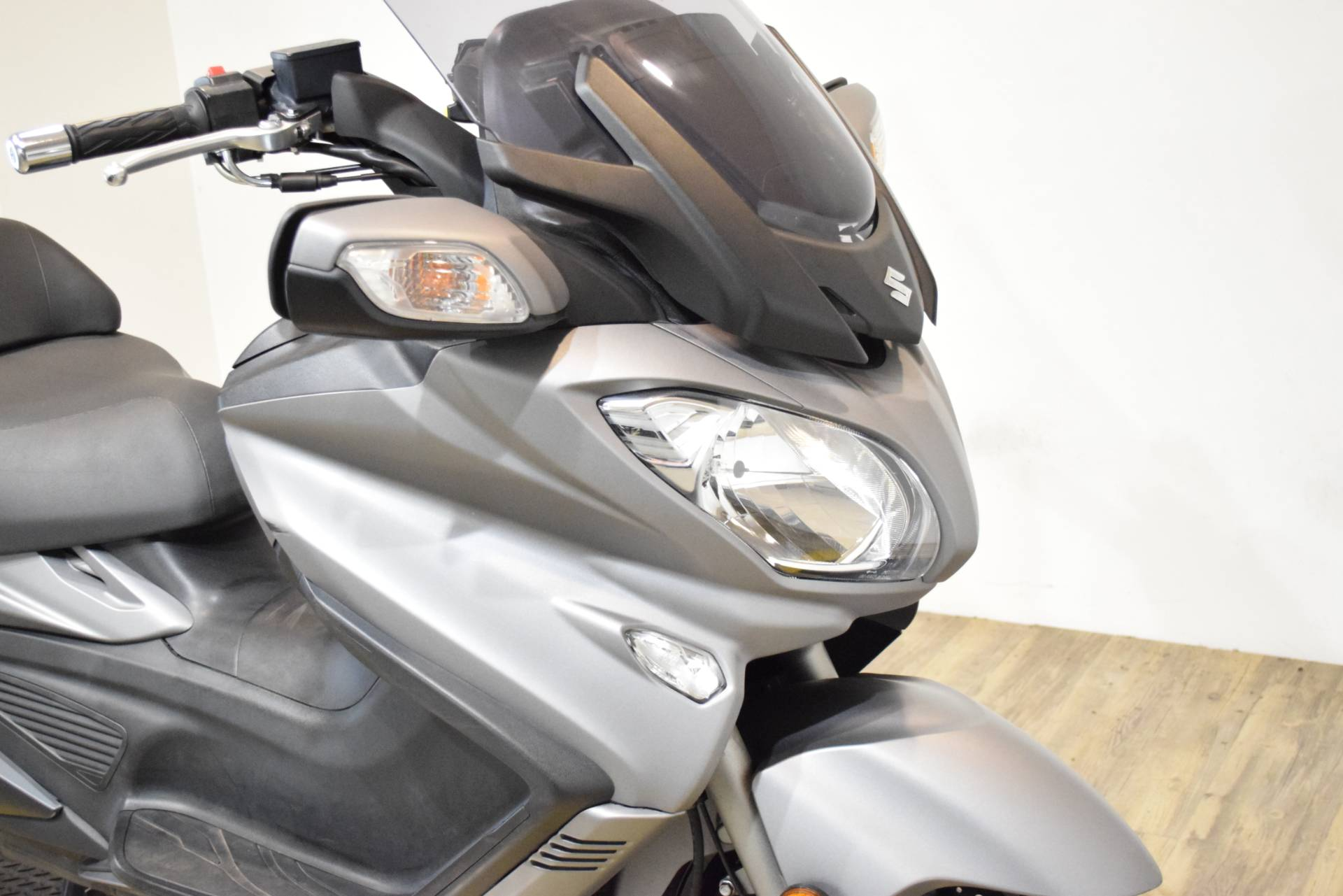 2014 Suzuki Burgman™ 650 ABS in Wauconda, Illinois - Photo 3