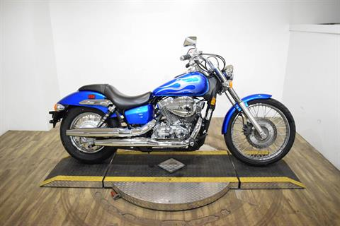 2008 Honda Shadow Spirit 750 in Wauconda, Illinois - Photo 1