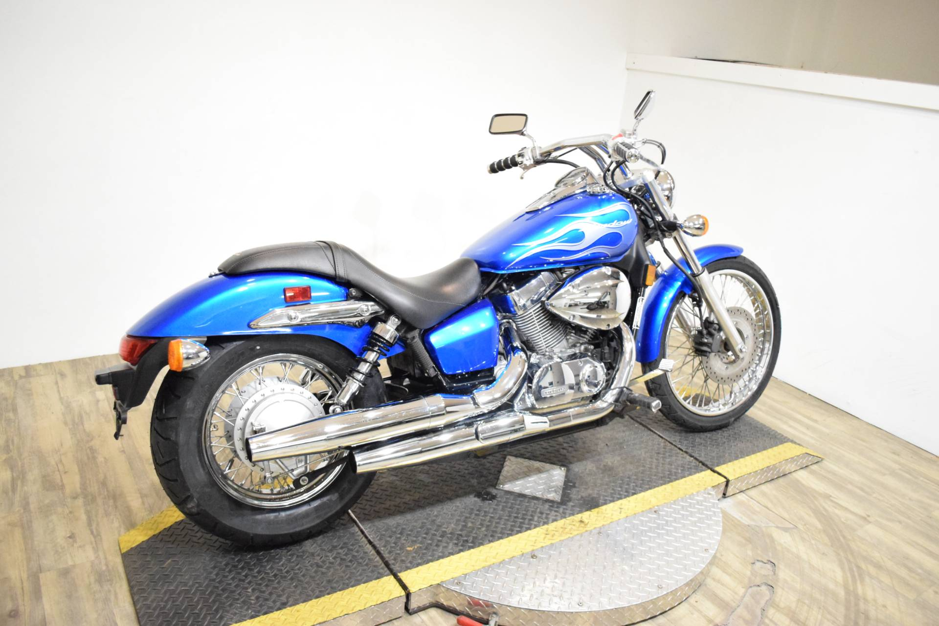 2008 Honda Shadow Spirit 750 in Wauconda, Illinois - Photo 9