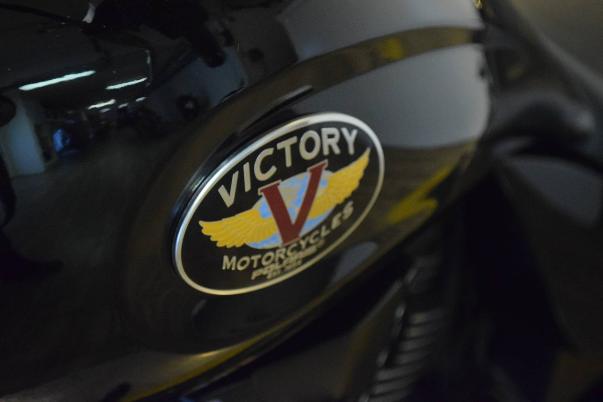 2010 Victory Hammer® in Wauconda, Illinois