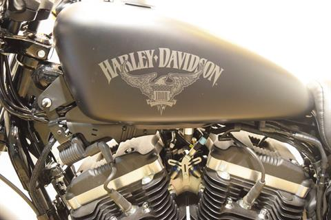 2017 Harley-Davidson Iron 883™ in Wauconda, Illinois