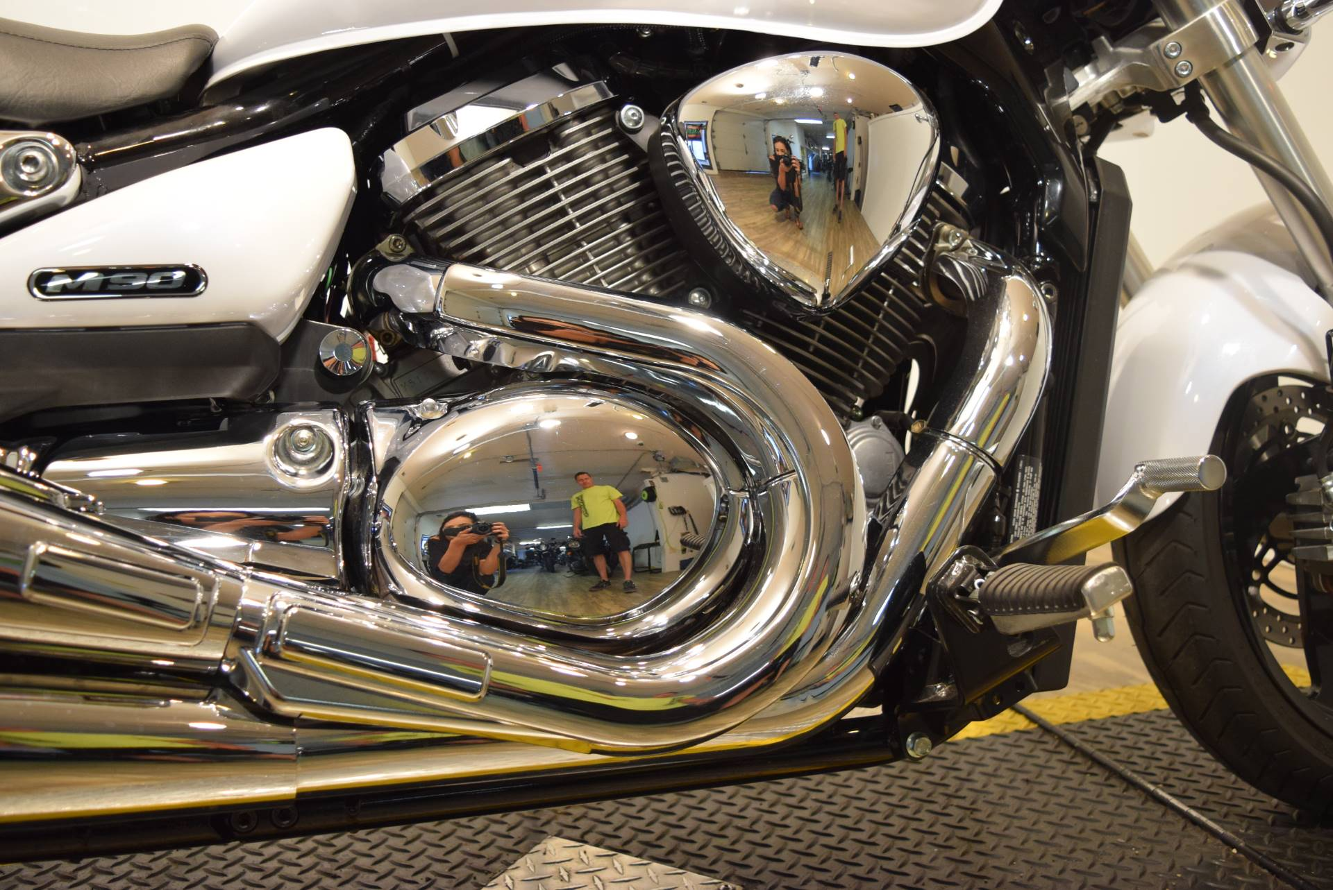 2015 Suzuki Boulevard M90 in Wauconda, Illinois - Photo 5