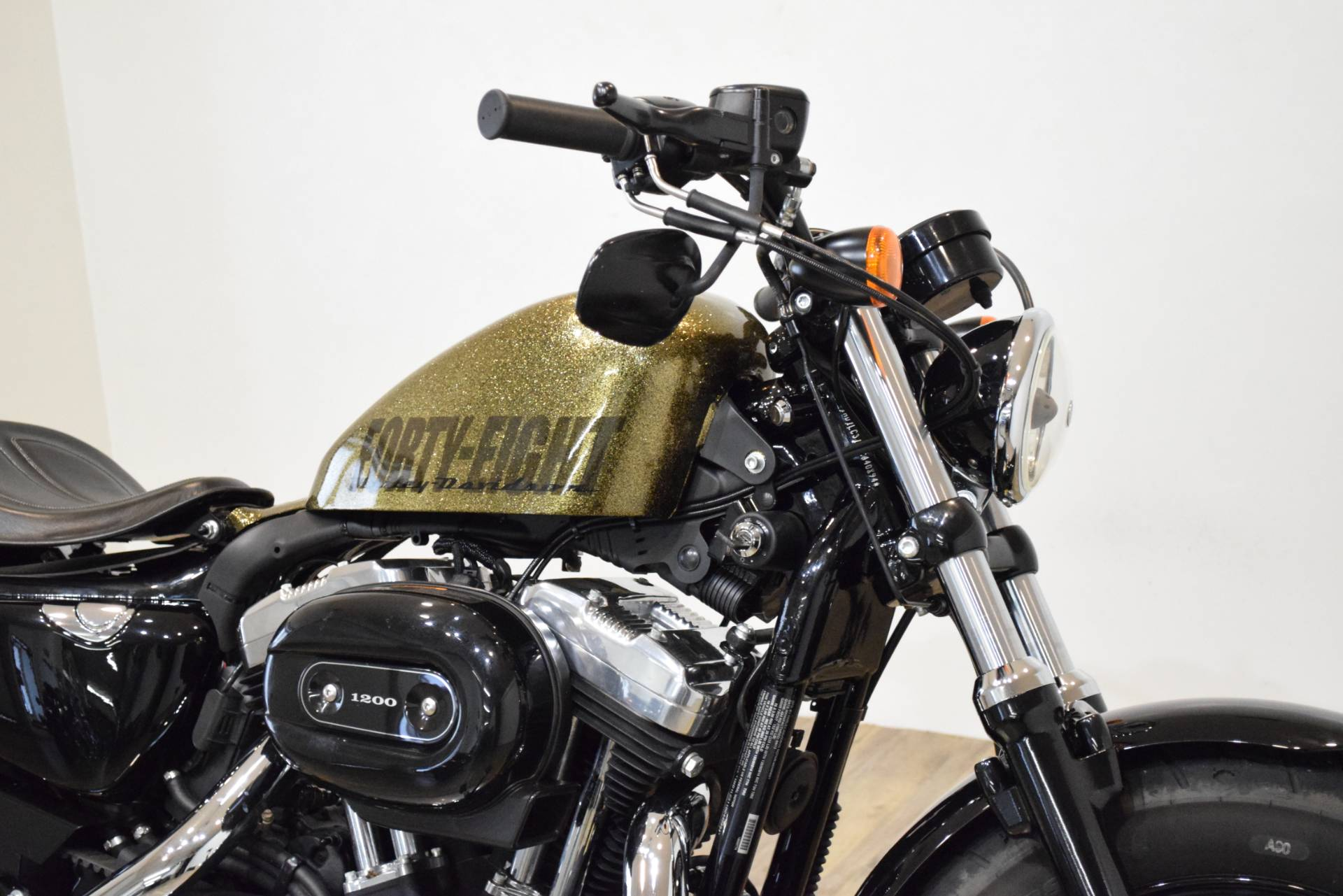 2013 Harley-Davidson Sportster Forty-Eight 3