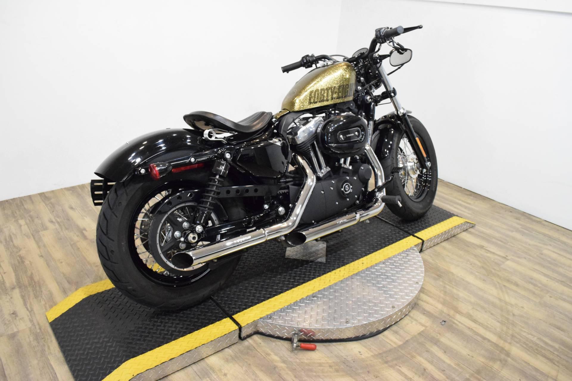 2013 Harley-Davidson Sportster Forty-Eight 10