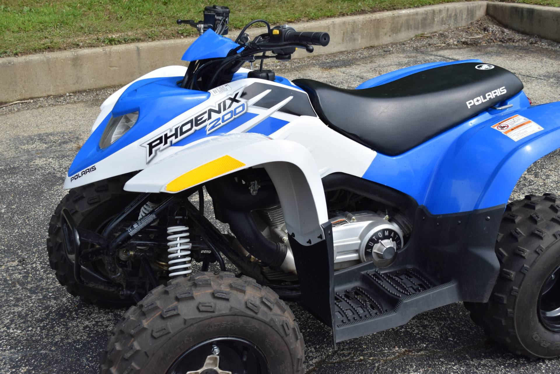 2016 Polaris Phoenix 200 in Wauconda, Illinois - Photo 21