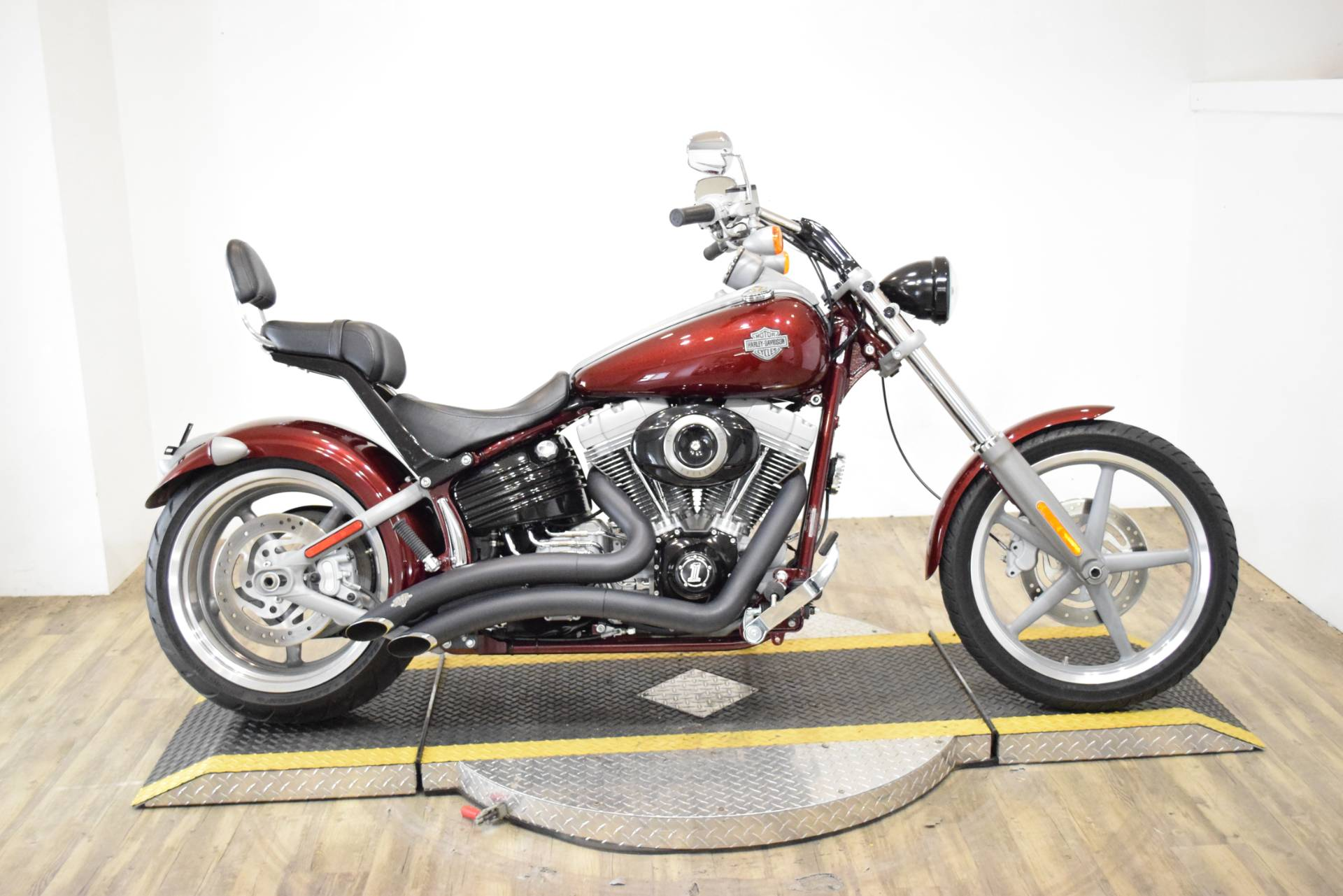 2008 Harley-Davidson Softail® Rocker™ in Wauconda, Illinois - Photo 1