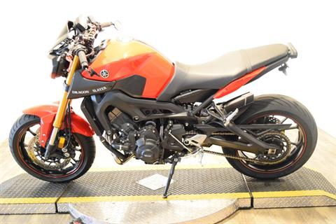 2014 Yamaha FZ-09 in Wauconda, Illinois