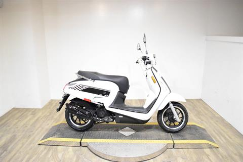 2020 Kymco Like 50i in Wauconda, Illinois - Photo 1