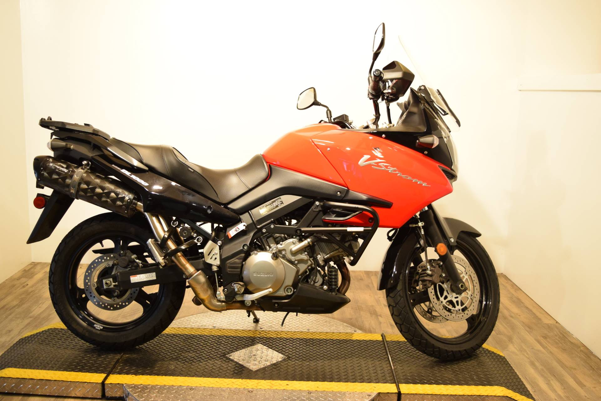 2012 Suzuki V-Strom 1000 in Wauconda, Illinois