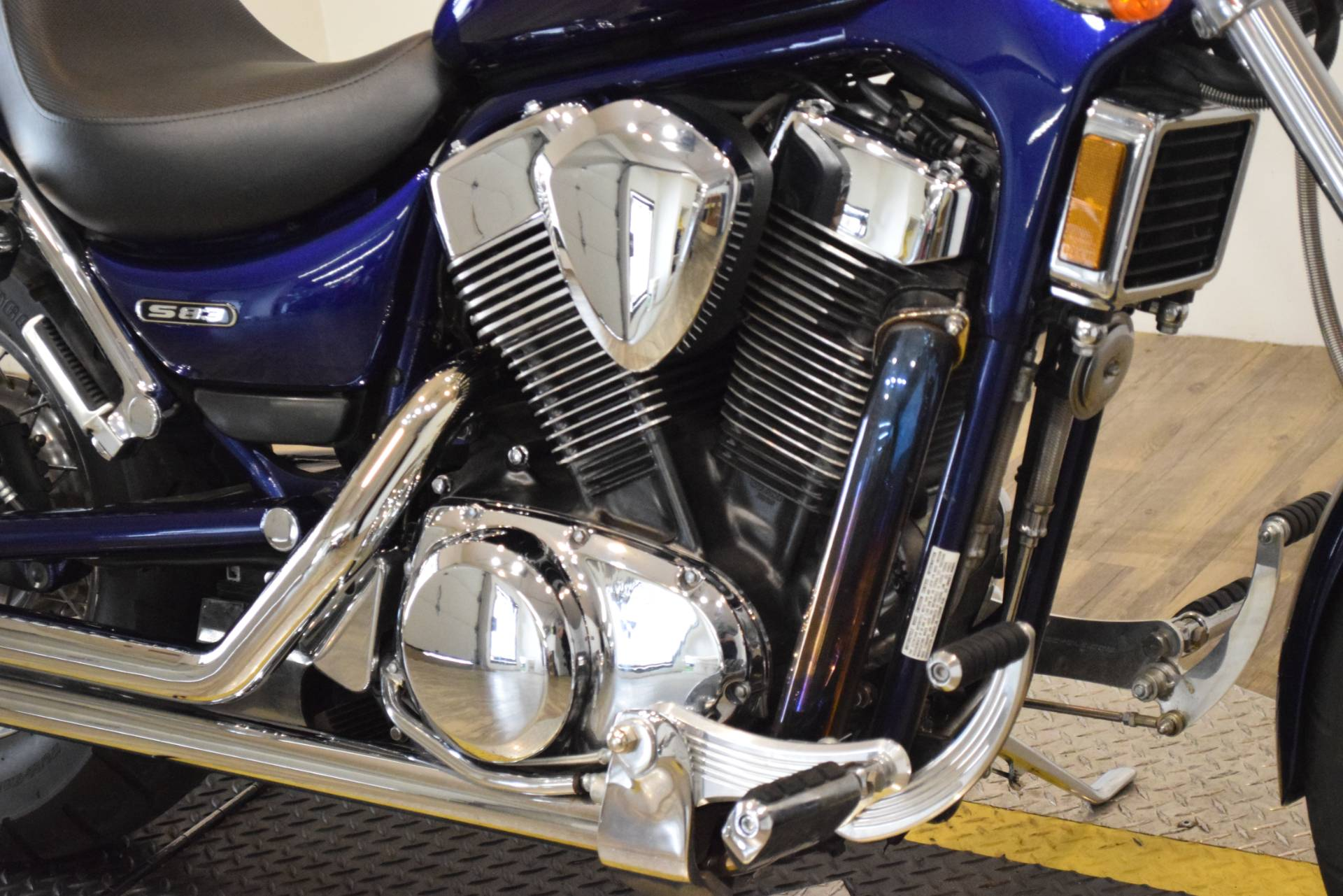 2007 Suzuki Boulevard S83 in Wauconda, Illinois