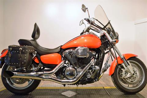2005 Kawasaki Vulcan Mean Streak in Wauconda, Illinois