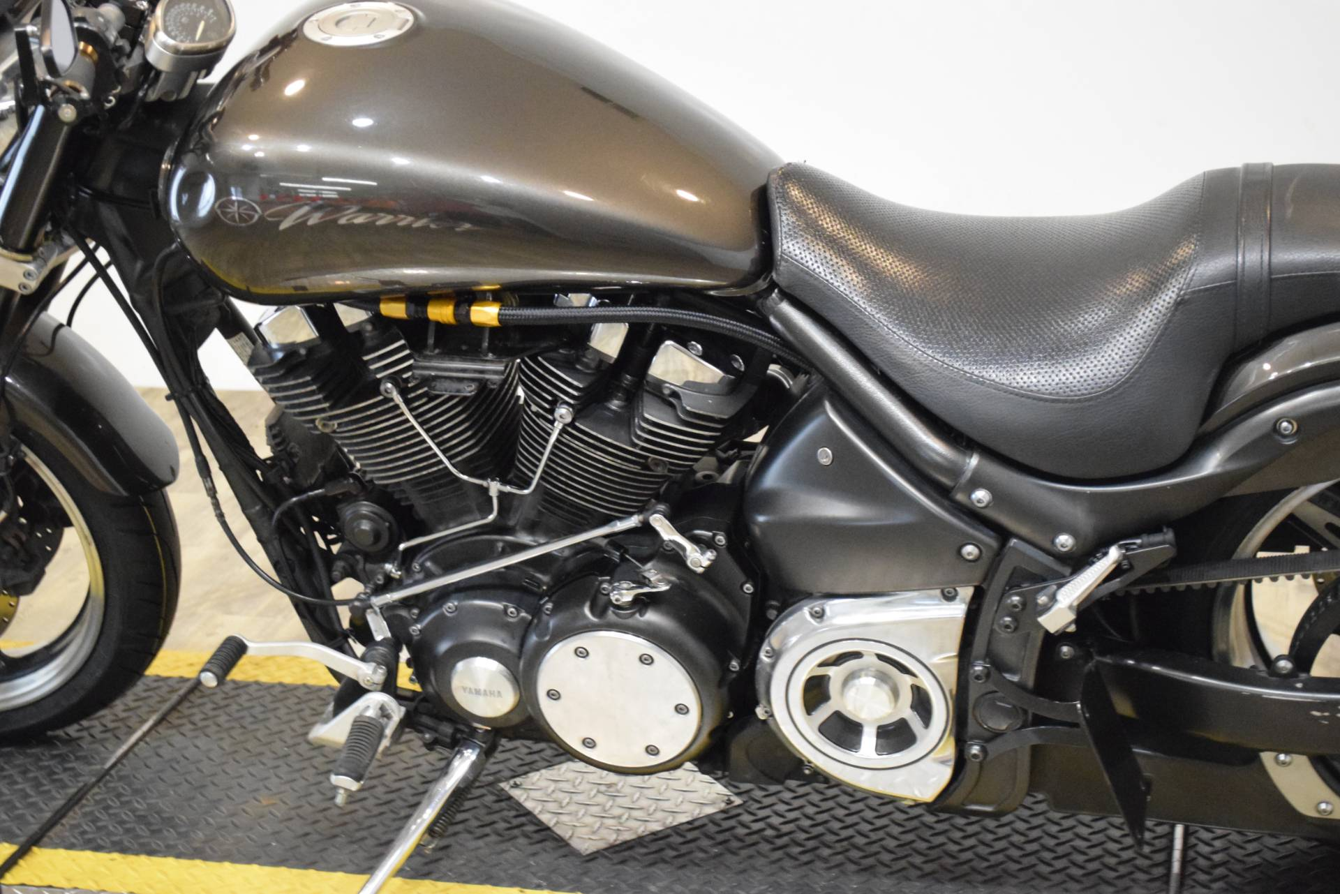 2002 Yamaha Road Star Warrior in Wauconda, Illinois