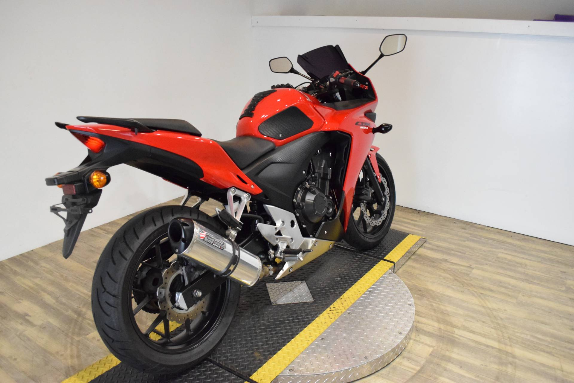 2014 Honda CBR®500R in Wauconda, Illinois - Photo 12