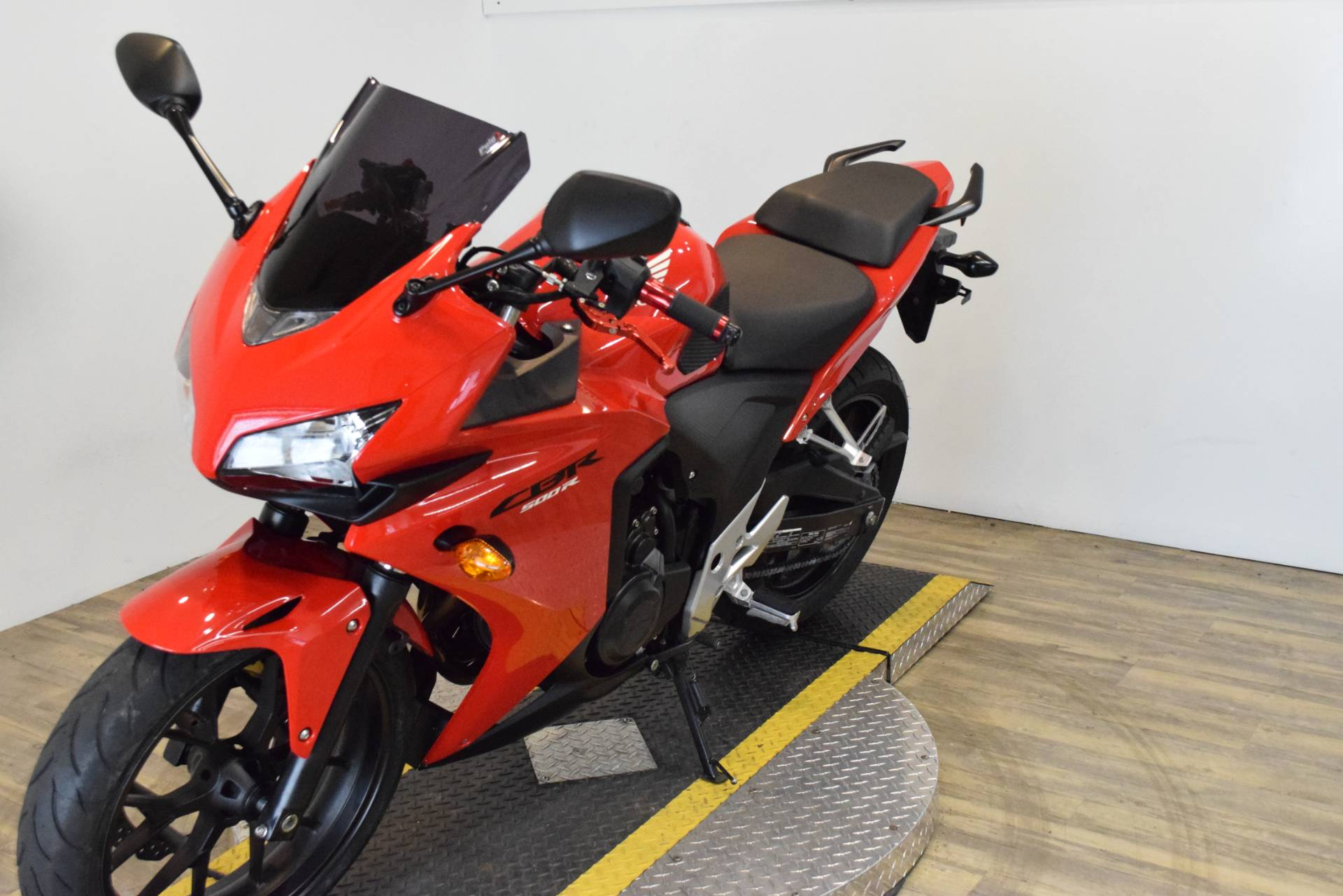 2014 Honda CBR®500R in Wauconda, Illinois - Photo 26