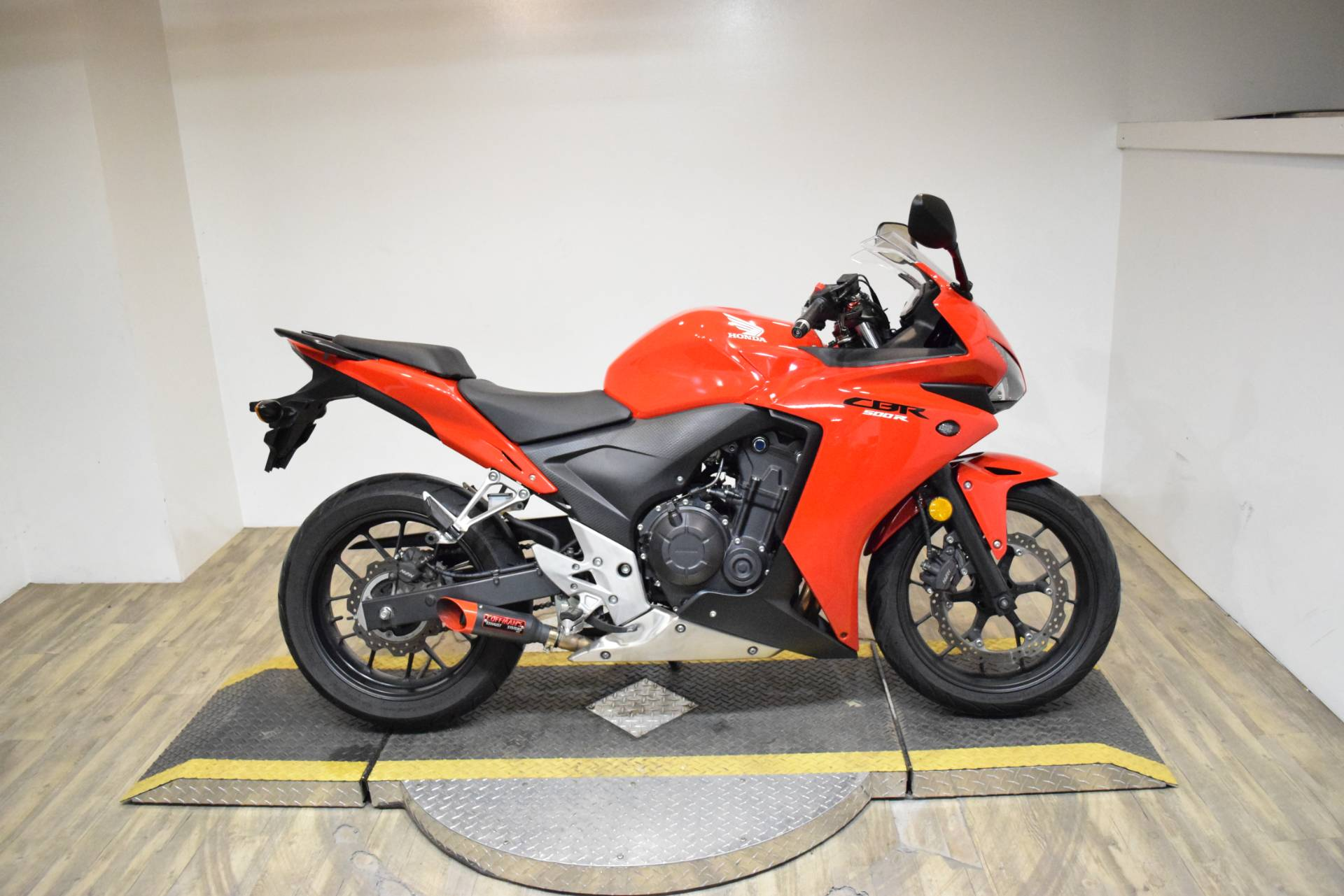 2014 Honda CBR®500R in Wauconda, Illinois - Photo 1