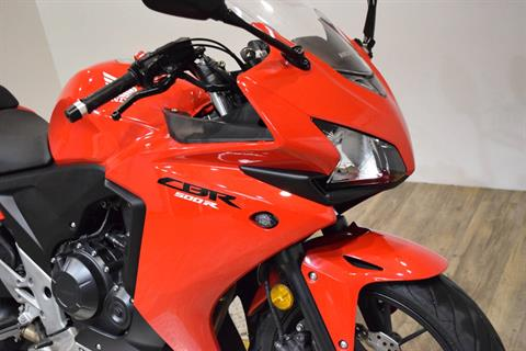 2014 Honda CBR®500R in Wauconda, Illinois - Photo 3