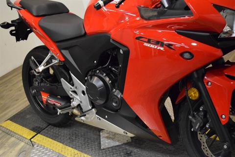2014 Honda CBR®500R in Wauconda, Illinois - Photo 4