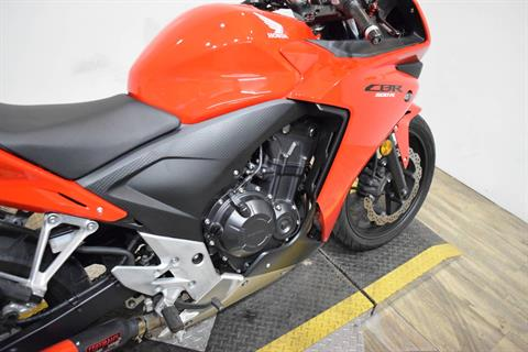2014 Honda CBR®500R in Wauconda, Illinois - Photo 6