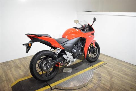 2014 Honda CBR®500R in Wauconda, Illinois - Photo 9