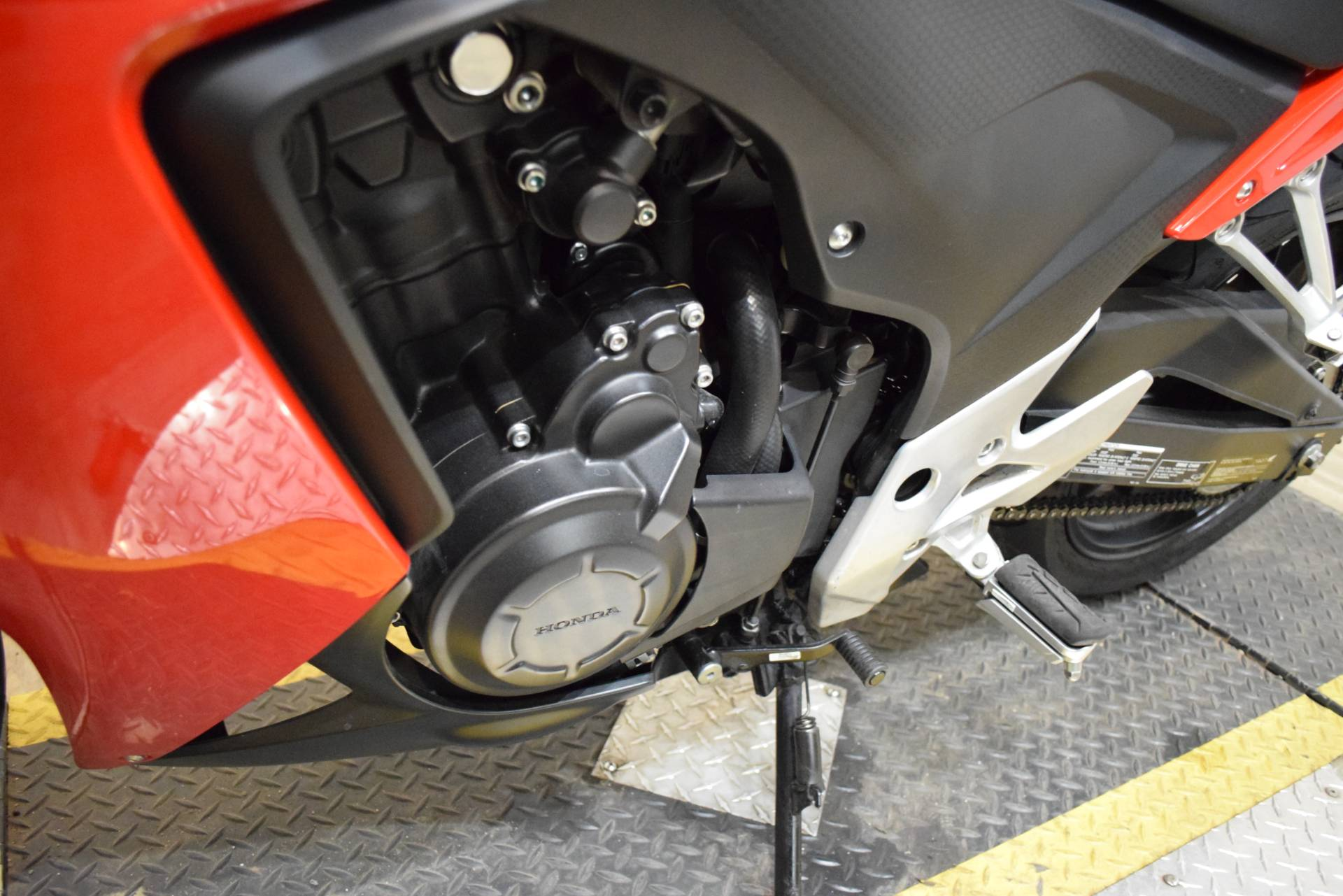 2014 Honda CBR®500R in Wauconda, Illinois - Photo 19